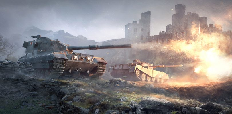 World of Tanks Blitz nu op Steam