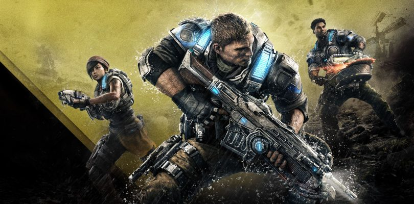 Vier Pasen in Gears of War 4