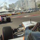 Max Verstappen zit in de Red Bull in F1 2016