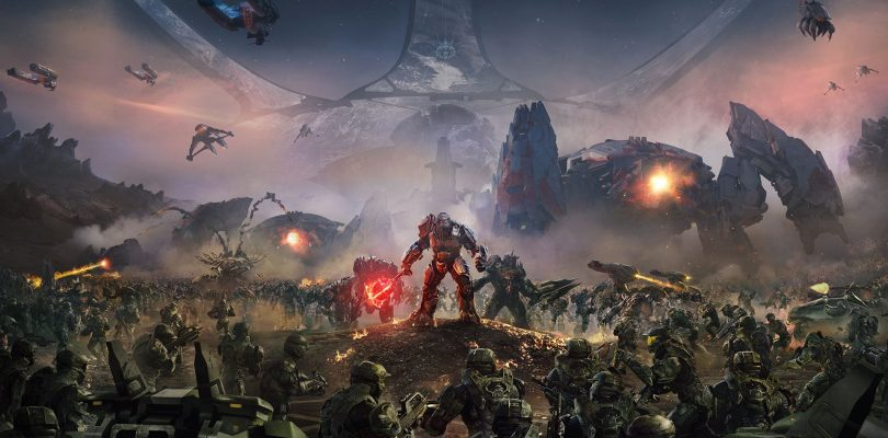 Xbox en 343 Industries Livestreamen Lancering Halo Wars 2
