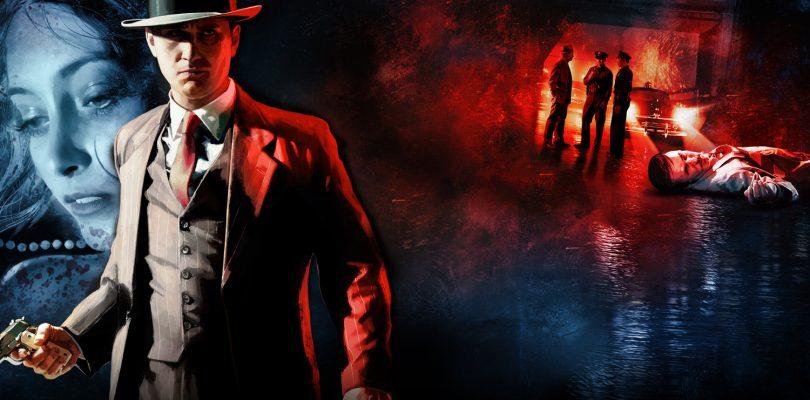 Rockstar Games introduceert vier nieuwe versies van L.A. Noire op 14 november 2017