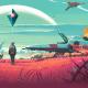Het verhaal achter het universum van No Man's Sky
