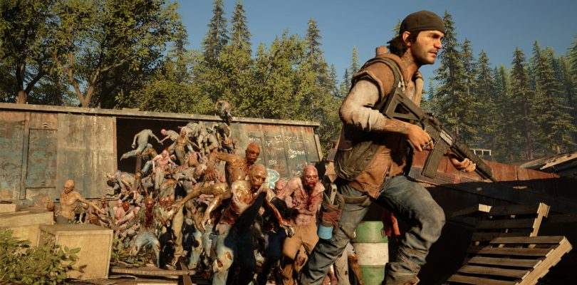 Days Gone gameplay beelden #E32017