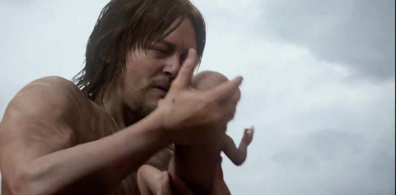 Death Stranding Briefing Trailer