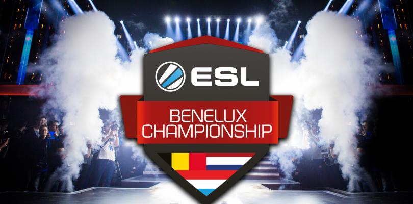 Extra competities tijdens ESL Benelux Championship