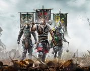 For Honor toont gameplay met Vikingen