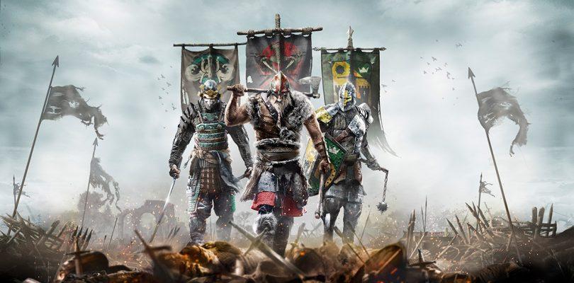 Ubisoft bant 1500 mensen uit For Honor