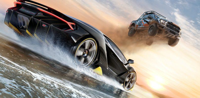 Race in 4K door Australië met Forza Horizon 3 Xbox One X Enhanced