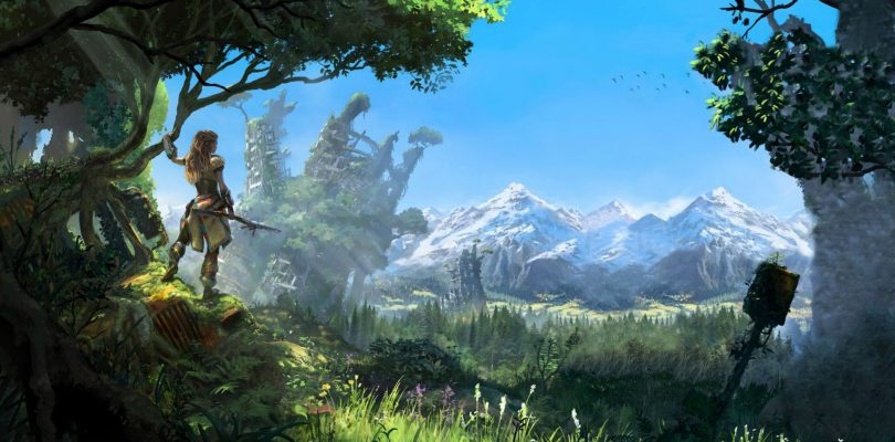 De aarde is niet langer van de mensheid in nieuwe trailer Horizon Zero Dawn