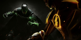 Dj's Steve Aoki en Don Diablo nemen het tegen elkaar op in Injustice 2