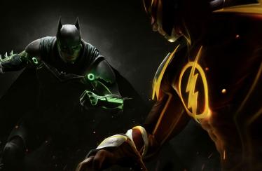 Eerste gameplaybeelden Injustice 2 onthuld