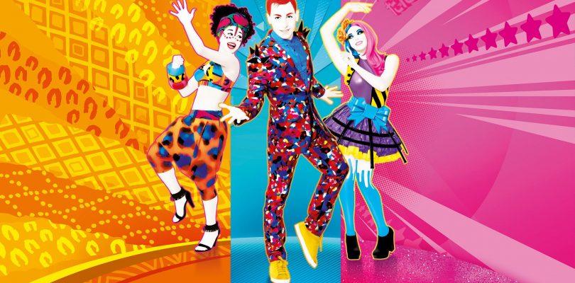 Just Dance 18 onthuld door Ubisoft #E32017