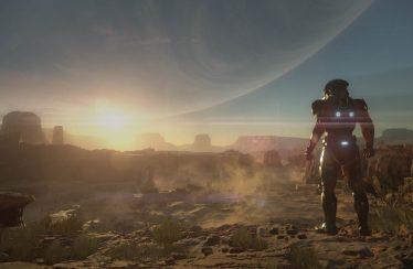 Mass Effect: Andromedia E3 trailer