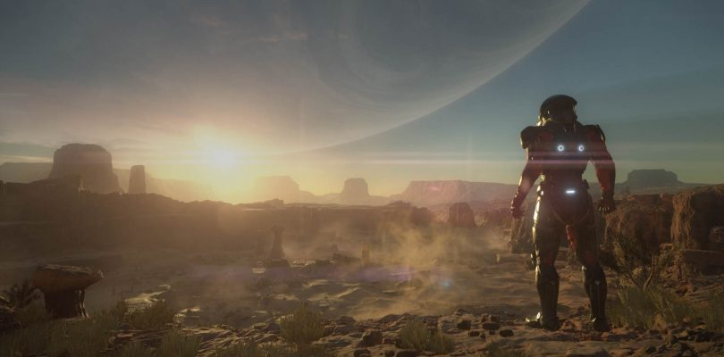 Nieuwe trailer Mass Effect Andromeda: eerste gameplay 1 december