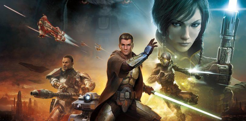 Star Wars: The Old Republic-uitbreiding Knights of the Eternal Throne aangekondigd