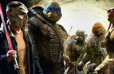 Win vrijkaarten voor de nieuwe Turtles-film, inclusief een Boombox speaker!