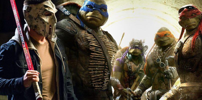 Prijsvraag gesloten: Win vrijkaarten voor de nieuwe Turtles-film, inclusief een Boombox speaker!