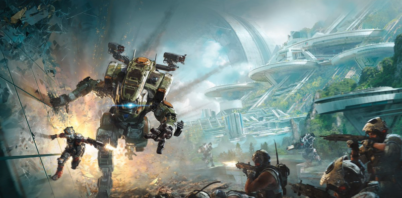 Titanfall valt Call of Duty aan