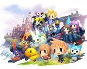 E3 trailer World of Final Fantasy