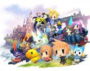 Sora duikt op in World of Final Fantasy