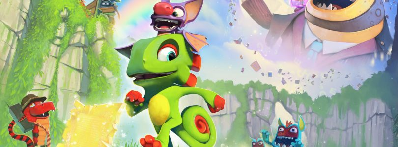 Yooka-Laylee komt naar de Switch in december