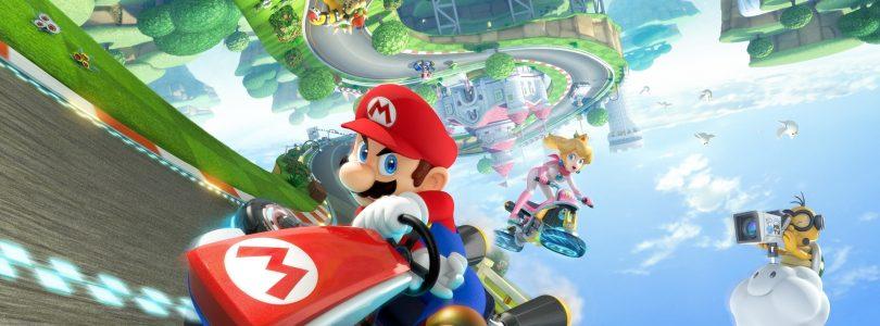 Mario Kart 8 Deluxe komt in april naar Nintendo Switch