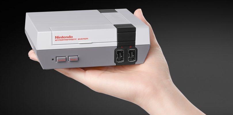 Waarom de NES Classic Mini groots kan zijn