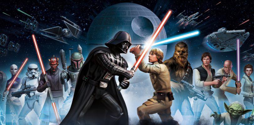 Ik speel nog steeds… Star Wars: Galaxy of Heroes!