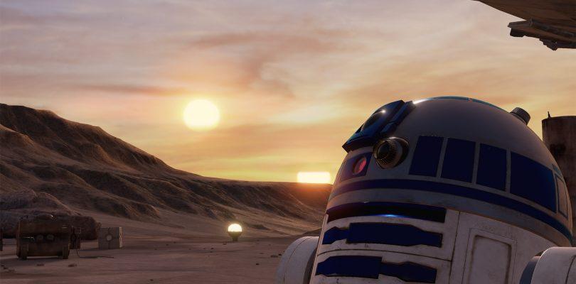Star Wars: Trials on Tatooine nu gratis te downloaden voor HTC Vive