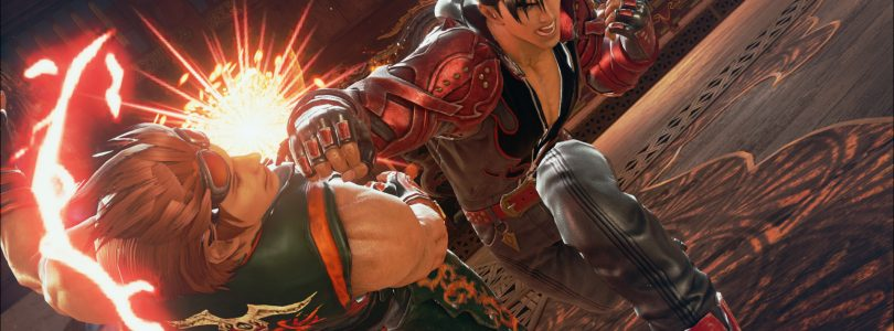 Anna en Lei in Season Pass 2 van Tekken 7