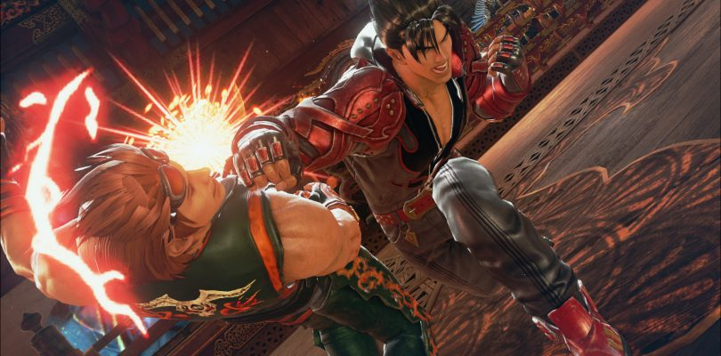 Tekken 7 is helemaal goud!