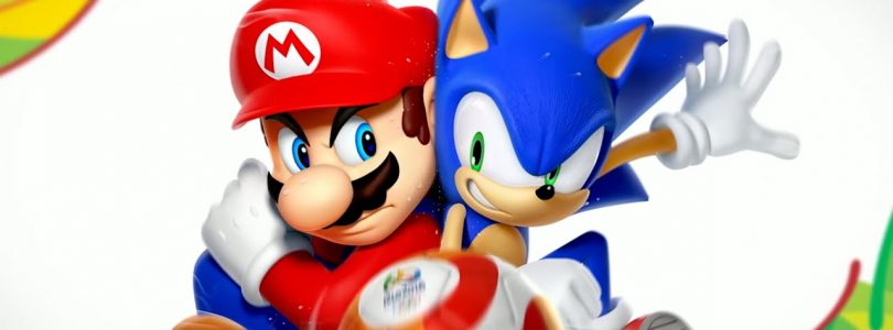 Mario & Sonic Olympic Games Dreams Events Trailer