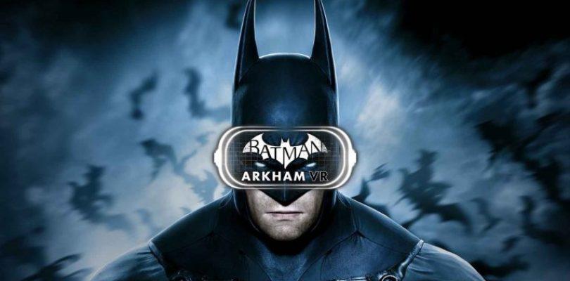 Batman: Arkham VR naar Oculus Rift en HTC Vive