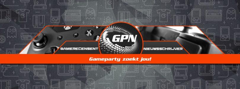 Kom bij onze GameParty crew!