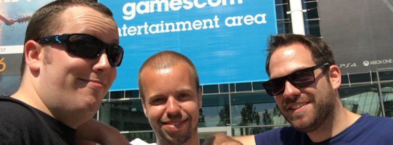 GPN Vlog: Gamescom 'VR'ijdag