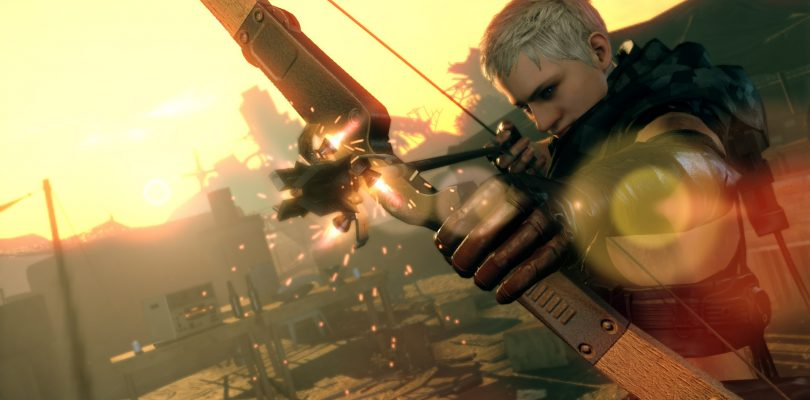 ​Gamescom 2016: Metal Gear Survive Preview