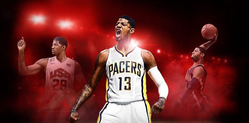 Shaq siert cover NBA 2K18