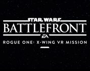 Key art toont Star Wars Battlefront Rogue One VR
