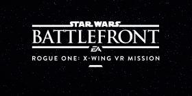 Key art toont Star Wars Battlefront Rogue One VR