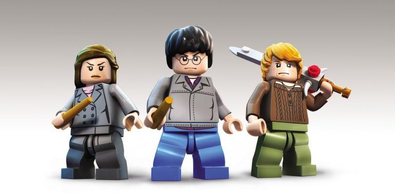 Ik speel nog steeds… LEGO Harry Potter Years 1-4!
