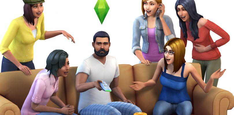 Sims 4 content onderweg naar Final Fantasy XV