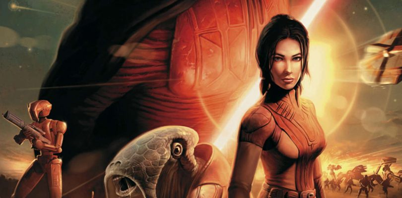 Ik speel nog steeds… Star Wars: Knights of the Old Republic!