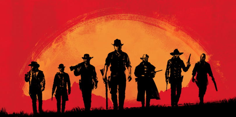 Is dit de eerste screenshot voor Red Dead Redemption 2?