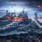World of Warships laat je in VR de HMS Belfast ontdekken