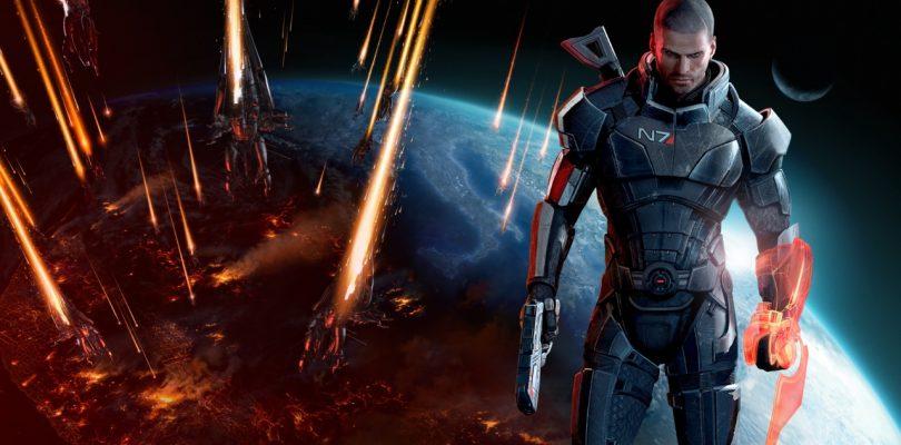 Mass Effect trilogie nu backwards compatible