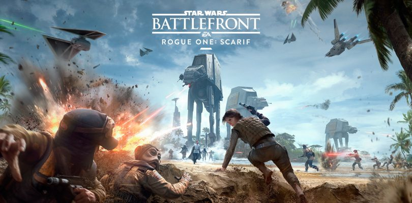 Star Wars Battlefront: Rogue One – Scarif Review