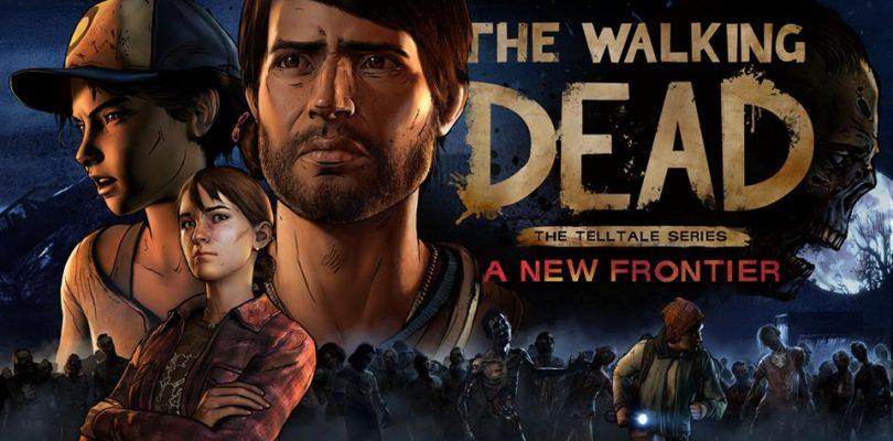 The Walking Dead: The Telltale Series – A New Frontier ligt begin maart in de winkelrekken