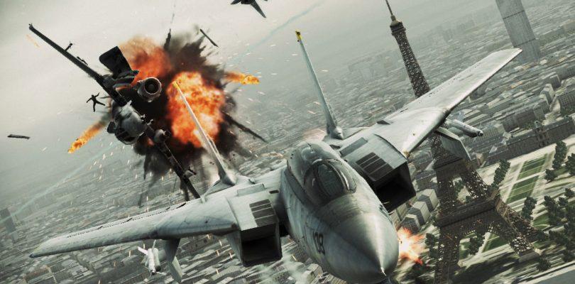 Ace Combat 7 uitgesteld naar 2018