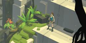 Lara Croft GO nu beschikbaar voor PS4 en PS Vita
