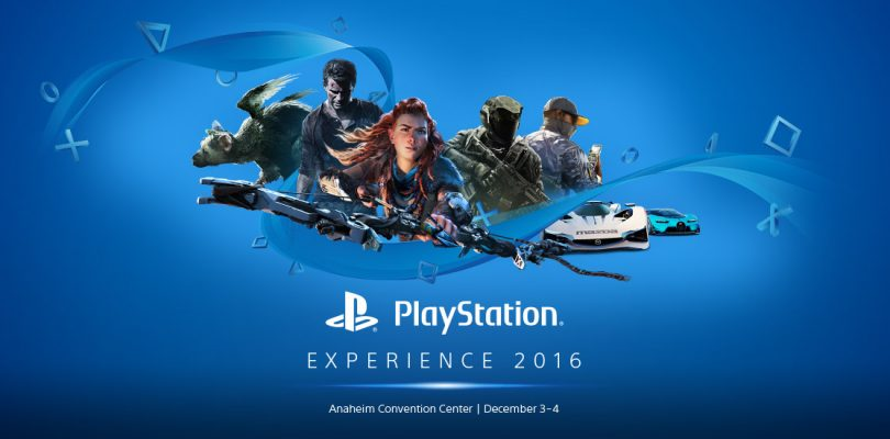 PlayStation Experience 2016: een groot feest!